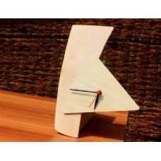 IVEI wooden Clock [ Triangular ]